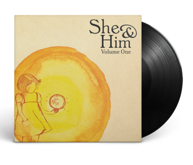 "SHE & HIM Volume One 12"" Vinyl"