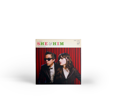 SHE & HIM A Very She & Him Christmas CD