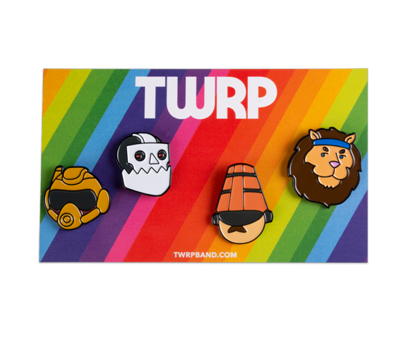 Pin Pack - TWRP