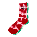 Holiday Tie Dye Socks