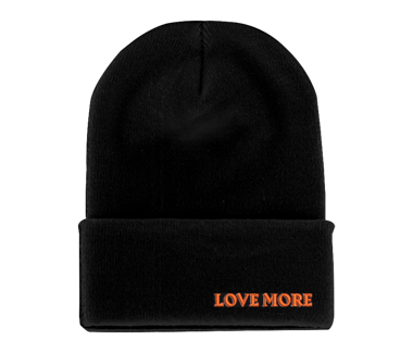 Love More Knit Hat