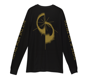 There Is No Truth Longsleeve T-Shirt