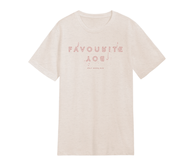 Favourite Boy T-Shirt
