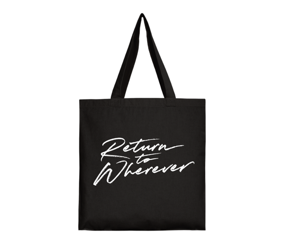 Return to Wherever Tote Bag
