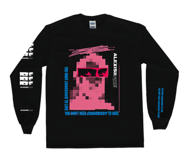 Season of the Flood x Jeremy Dean Longsleeve
