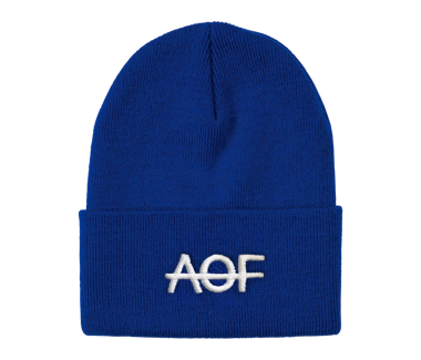 AOF Embroidered Toque