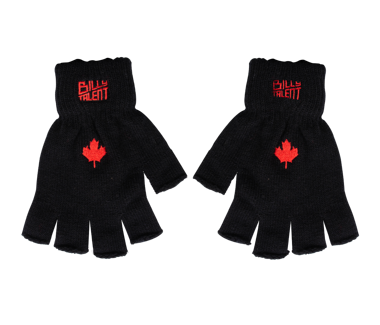 Canada Fingerless Gloves