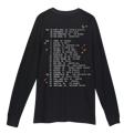 It Was A Sad F***ing Tour 2020 Longsleeve