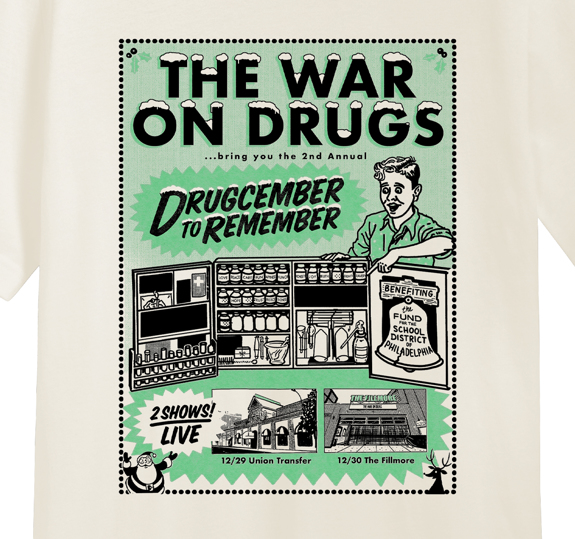 Drugcember 2019 T-Shirt