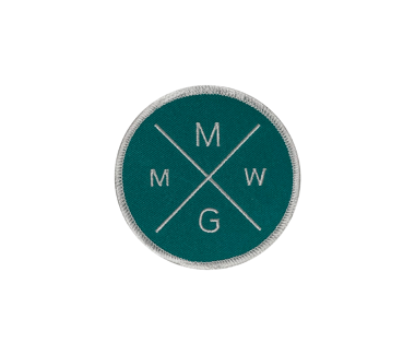 MG/MW Embroidered Patch