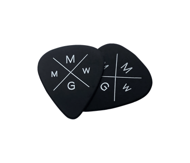 MG/MW Guitar Pick Set