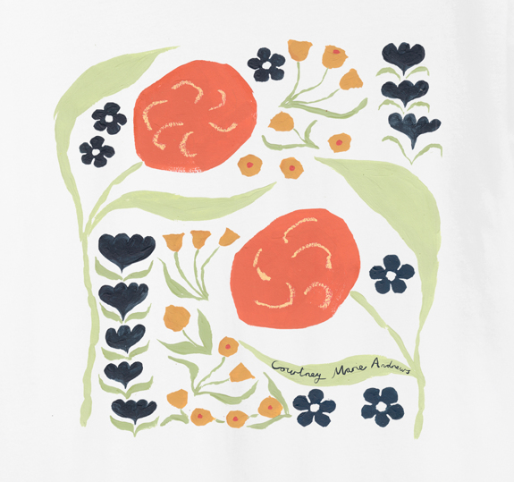 Old Flowers T-Shirt