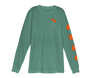 Los Angeles Poppy Long Sleeve