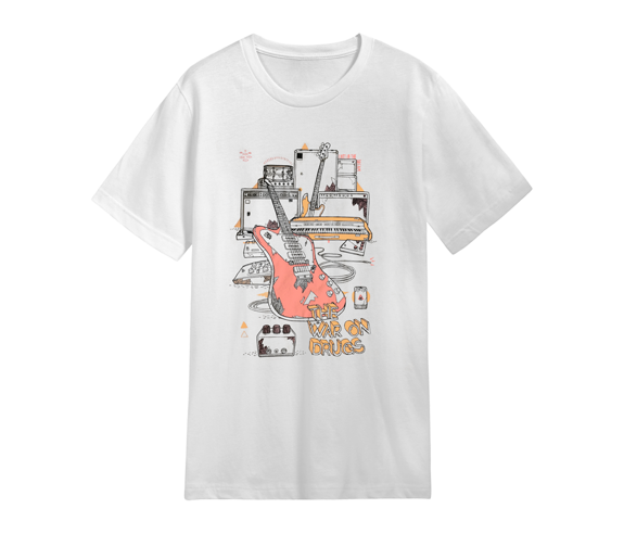 Lost in the Dream Guitar T-Shirt