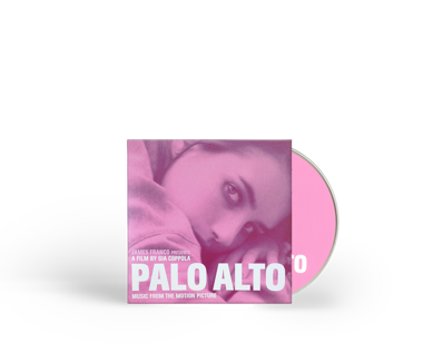 Palo Alto Music From The Motion Picture CD