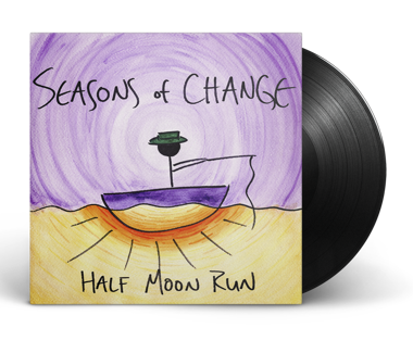"Seasons of Change 10"" Vinyl (Black)"