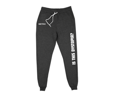 Dystopia Joggers Limited Edition