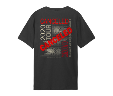 The Canceled T-Shirt