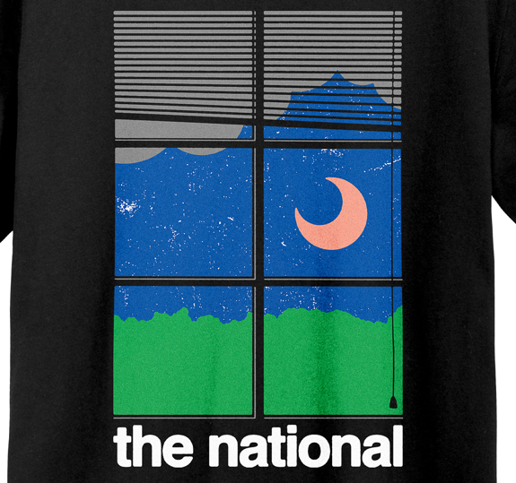 Window T-Shirt