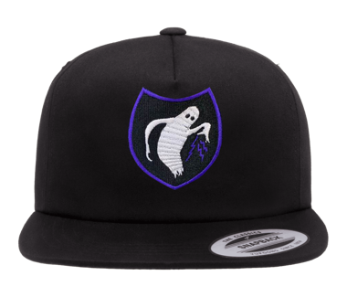 Ghost Patch Hat