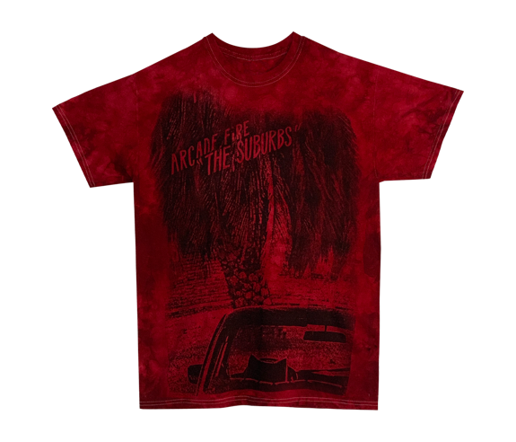 The Suburbs Tie Dye T-Shirt
