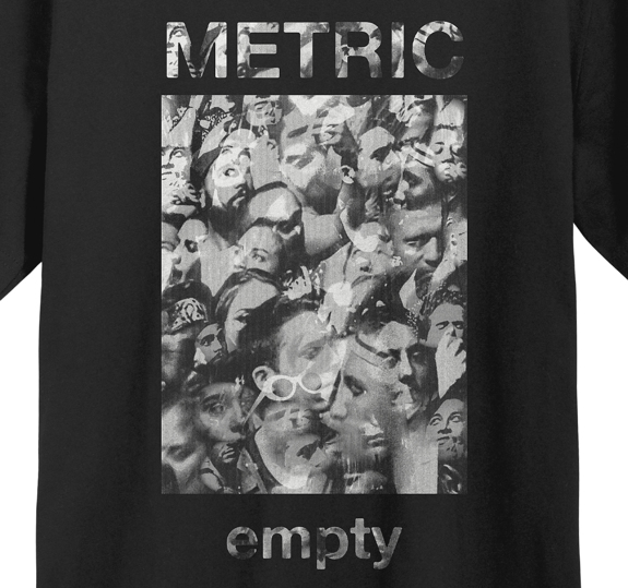 Empty T-Shirt Limited Edition