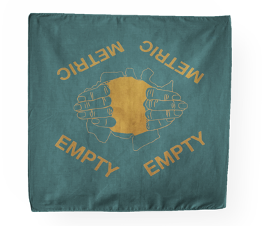 Empty Bandana Limited Edition