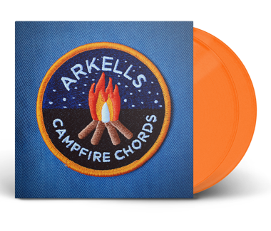 Campfire Chords Double Vinyl (Orange)