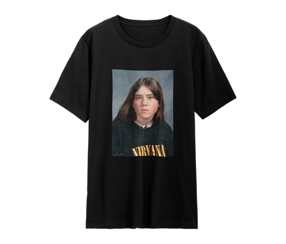 Sara Class Photo T-Shirt  (SOLD OUT)