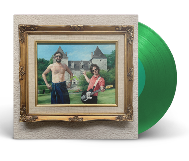 "Royal Green  Cherry Tree Variant 12"" Vinyl (Green)"