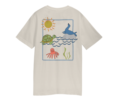 Animals At Sea T-Shirt