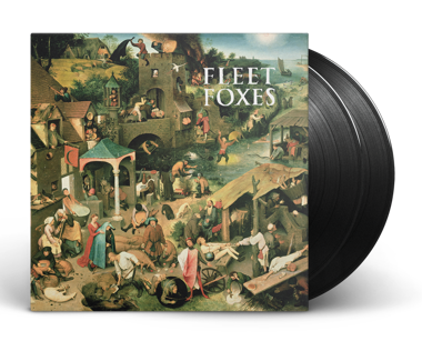 "Fleet Foxes + Sun Giant EP 2x12"" Vinyl"