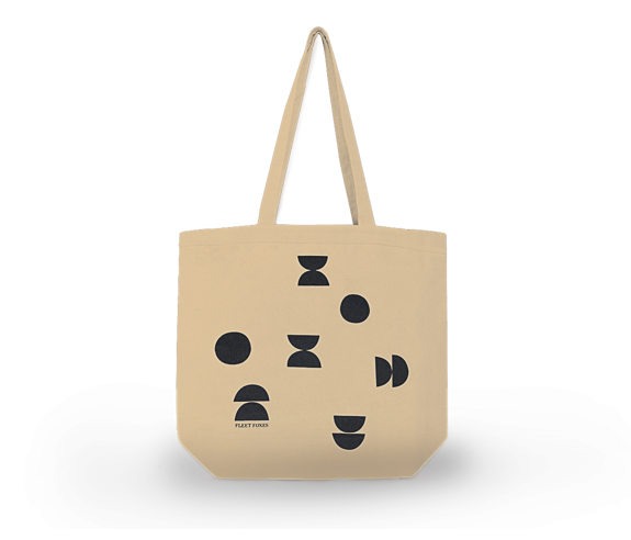 Shape Scatter Tote Bag