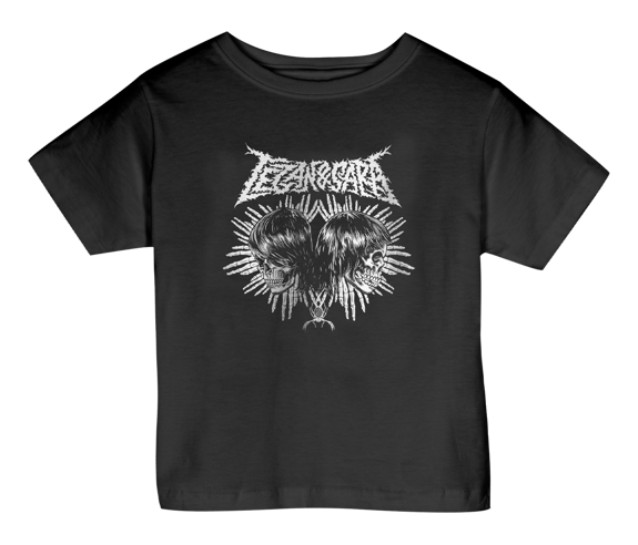 Metal Toddler/Youth T-Shirt