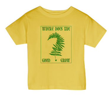 Where Does The Good Grow Toddler/Youth T-Shirt