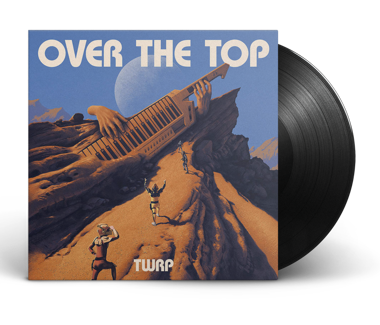 "Over The Top 12"" Vinyl (Black)"