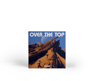 Over The Top CD