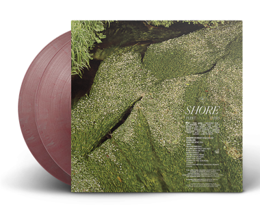 "Shore  (SOLD OUT) 2x12"" Vinyl (Marbled Red Clay)"