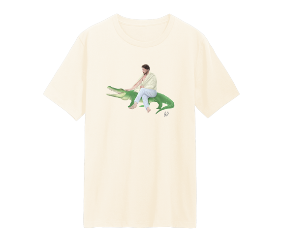 Cyrus Crocodile T-Shirt