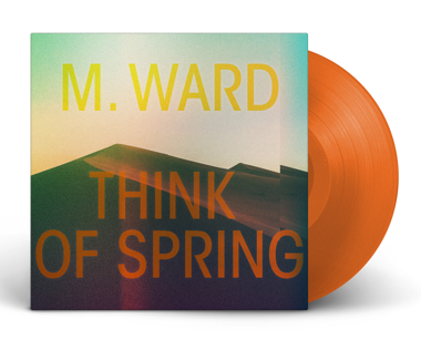 "Think of Spring 12"" Vinyl (Translucent Orange)"