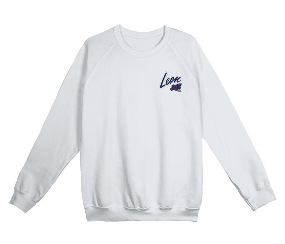 Sweet Like Purple Fanta Crewneck Sweatshirt Limited Edition