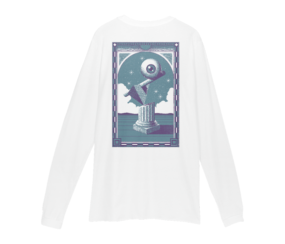 Eyeball Pocket Longsleeve