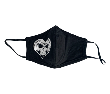 Heartskull Mask