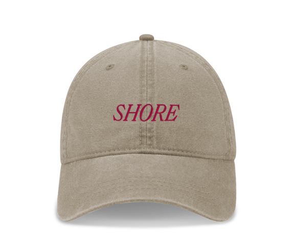 Shore Dad Hat