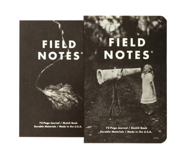 Maggie Rogers x Field Notes  Personal Journal Sketchbooks