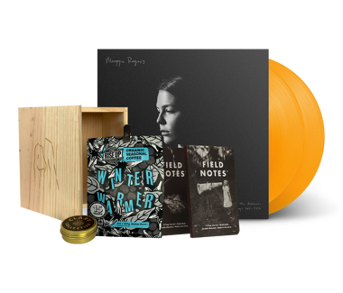 Holiday Gift Box + Notes from the Archive Vinyl (shipping included)
