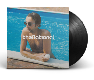 "The National - Reissue/Remastered 12"" Vinyl (Black)"