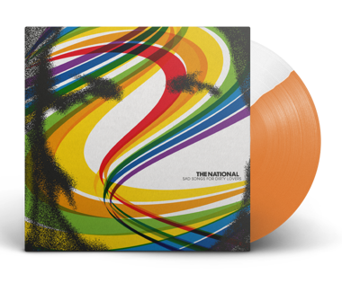 "Sad Songs For Dirty Lovers - Reissue/Remastered  Cherry Tree Exclusive 12"" Vinyl (Orange / White Split)"