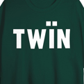 twïn sweatshirt and bag bundle